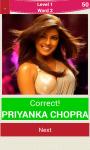 Bollywood Celebrity Quiz screenshot 1/5