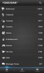 ToneZone - Share Ringtones screenshot 2/4