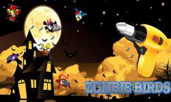 Shoot The Angry ZomBird - Bird Shooter and Hunter screenshot 1/6