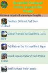 Beautiful National Parks Around the World screenshot 3/4