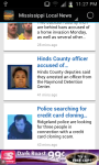 Mississippi Local News screenshot 1/3