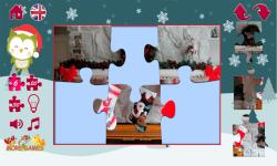 New Year`s puzzles screenshot 3/6