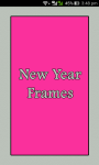 New Year Frames With Share screenshot 1/6