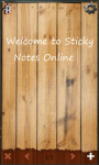 Sticky Notes Online screenshot 2/6