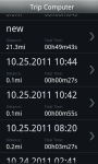 Speed Tracker - GPS Speedometer and Trip computer screenshot 6/6