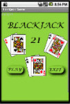 BlackJack V1.01 screenshot 1/1