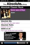 Absolute Classic Rock iAmp screenshot 1/1