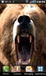 Angry Bear Live Wallpaper screenshot 2/3