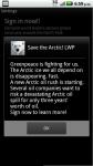 Save the Arctic LWP FREE screenshot 4/4