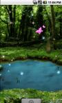 Magic Pond Live Wallpaper screenshot 1/4