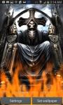 Halloween Fire Grim Reaper LWP screenshot 1/3