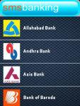 Bank SMS Banking screenshot 2/6