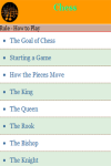 Rules to Play Chess screenshot 3/4