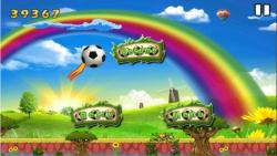 WorldCup Flying Ball screenshot 1/5