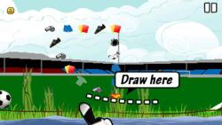 WorldCup Flying Ball screenshot 4/5