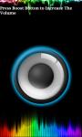 Volume Booster and Woofer screenshot 2/4