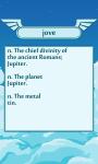 Eagle Dictionary screenshot 3/6