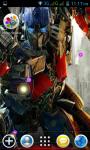 Transformers Live Wallpapers screenshot 2/4