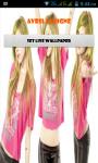 Avril Lavigne Live Wallpaper Best screenshot 1/4