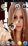 Avril Lavigne Live Wallpaper Best screenshot 2/4