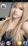Avril Lavigne Live Wallpaper Best screenshot 3/4