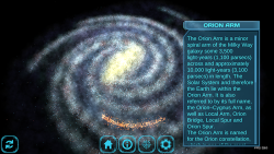 3D Galaxy Map screenshot 1/6