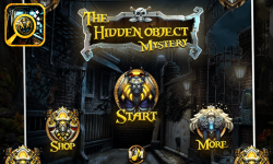 The Hidden Object Mystery 2 screenshot 1/6