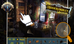 The Hidden Object Mystery 2 screenshot 2/6