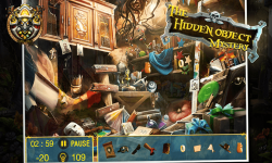 The Hidden Object Mystery 2 screenshot 3/6