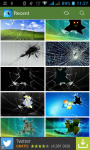 Crack Effect Wallpaper screenshot 1/3