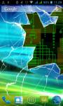 Crack Effect Wallpaper screenshot 2/3