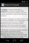 History Of Computer screenshot 2/6