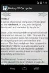 History Of Computer screenshot 6/6