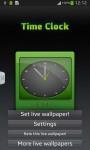 Time Clock New screenshot 1/6