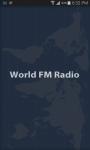 World FM Radio screenshot 1/6