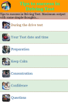 Tips to success in Driving Test screenshot 2/3