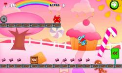 Gumballs Skater Game Candy Land  screenshot 2/2