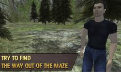 Maze Survival Free screenshot 1/5