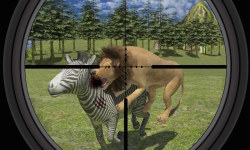 Extreme wild lion hunting 3D screenshot 3/5