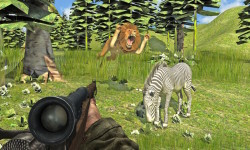 Extreme wild lion hunting 3D screenshot 4/5