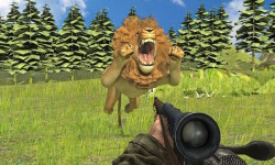 Extreme wild lion hunting 3D screenshot 5/5