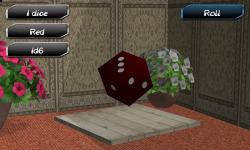 Room Dice Roller 3D screenshot 1/6