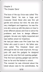 Youth Adult EBook - Pet Code screenshot 4/4