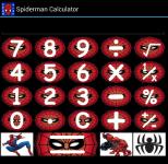 Spiderman Calculator screenshot 1/1
