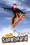 Crazy Snowboard screenshot 1/1