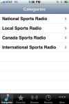 Sports Radio screenshot 1/1