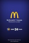 McDonald's Restaurant Finder screenshot 1/1