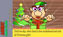 Angry Santa Claus screenshot 1/3