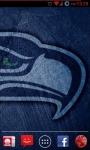 Seattle Seahawks NFL Live Wallpaper screenshot 3/3