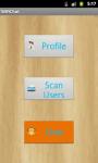 Wi-Fi Chat App screenshot 1/3